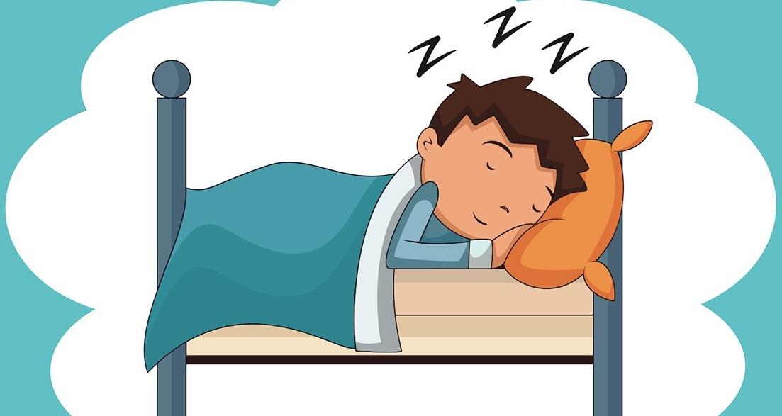 Как нужно спать, чтобы хорошо учиться