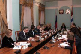 На заседании межведомственной комиссии Омской области