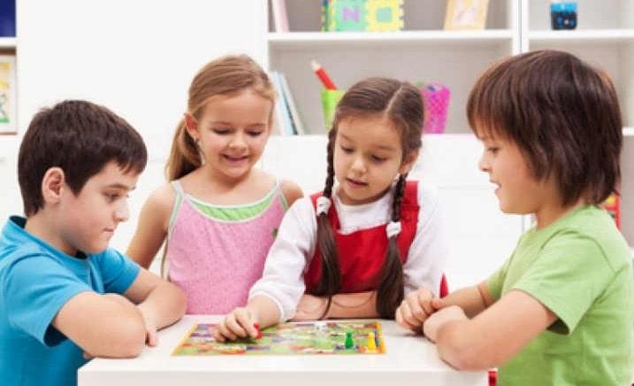 О вежливости дошкольников