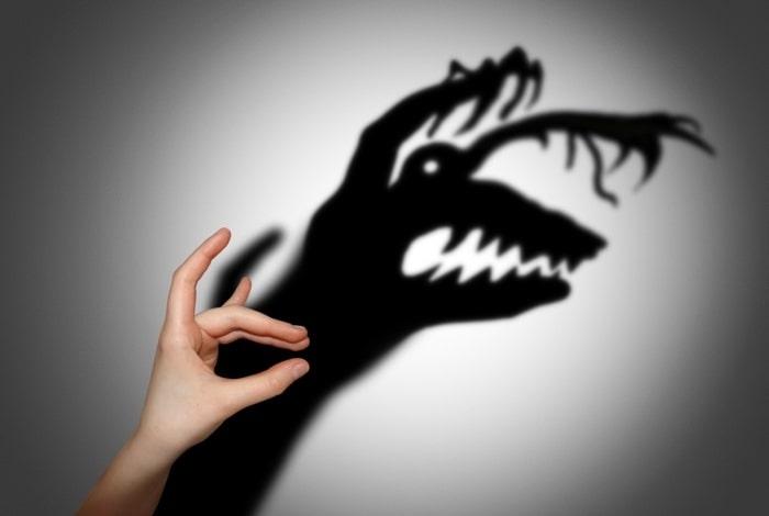 Почему возникают детские страхи