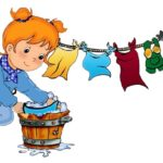 Домашние обязанности детей по возрастам