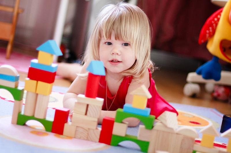 Как развивать мышление двухлеток