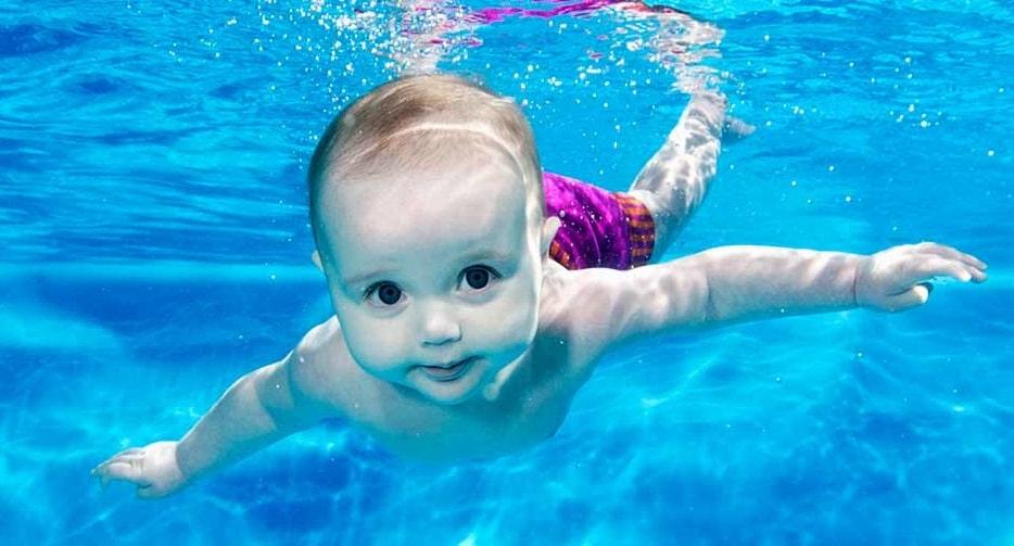 Психолог рассказала, как помочь ребенку преодолеть страх воды