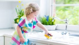 Домашние обязанности ребенка в семье