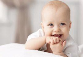 Детский лепет влияет на речь родителей