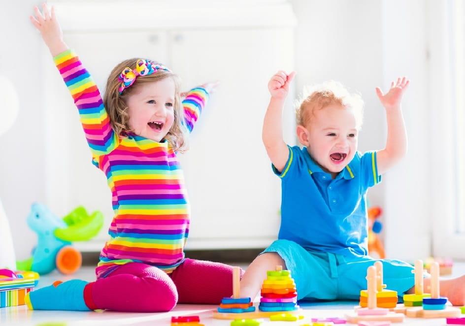 Возрастные особенности детей 2-3 лет