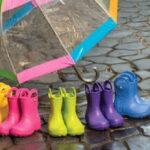 Обувь, которая необходима ребенку осенью