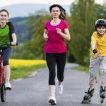Физическая активность и молодые люди