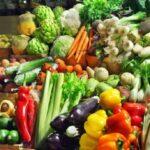 Питательная ценность овощей