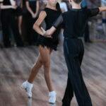 Обучение детей спортивным танцам