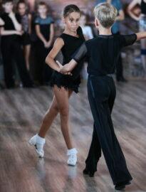 танцы спортивные