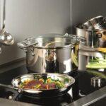 Посуда из нержавеющей стали - преимущества и характеристики