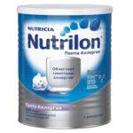 Молочная смесь Nutrilon Пепти Аллергия 0-12 месяцев, 400 г