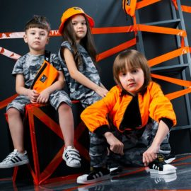 Тренды детской моды 2021 год