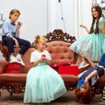 Тренды детской моды 2021 г